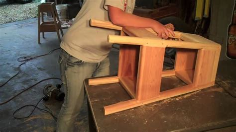 How To Make A Stool by How To Make A Stool