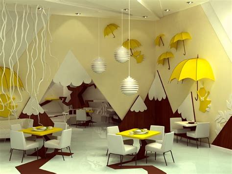 amazing interior design from moomin books corner