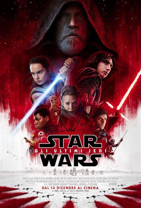 film seri star wars star wars gli ultimi jedi film 2017