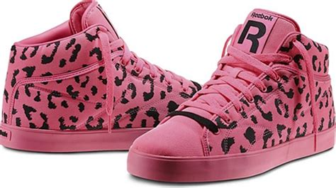 this just in reebok s t raww in neon pink shiekh