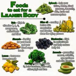 health nutrition tips foods to eat for a leaner