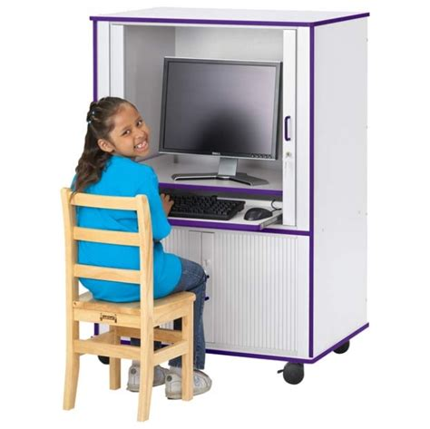 laptop cabinets for schools jonti craft jonticraft 4 way adjustable easel sensory