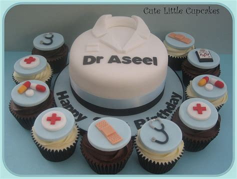 Doctor Cake Cupcakes Flickr Photo Sharing Doctor Themed Cupcakes