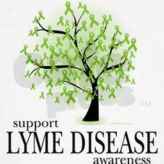 Lyme disease on Pinterest   Chronic Pain, Awareness Ribbons and Cerebral Palsy