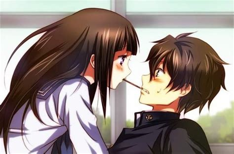 imagenes anime love kiss what to expect from anime romance 2 anime amino