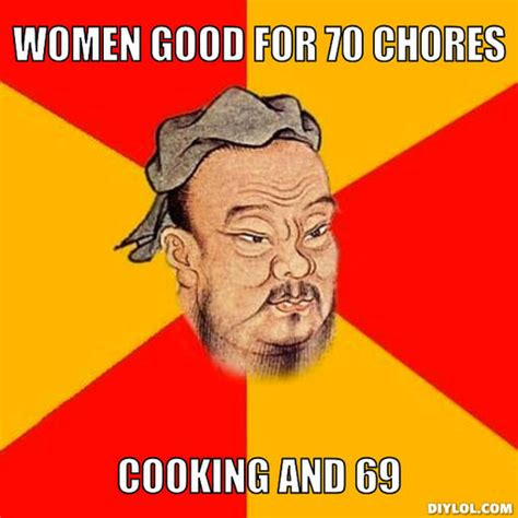 Confucius Say Meme - cooking memes image memes at relatably com