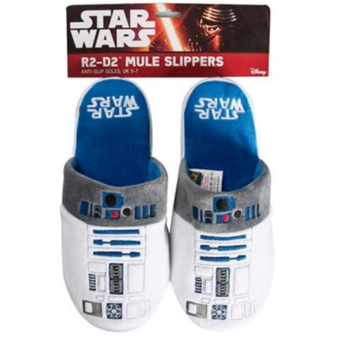 r2d2 slippers wars r2d2 slippers