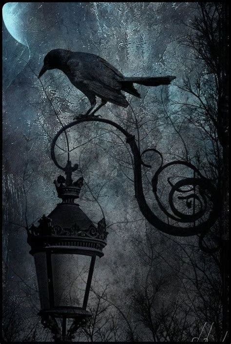 How Is A Crow Like A Writing Desk Best 25 Gothic Art Ideas On Pinterest Gothic Artwork