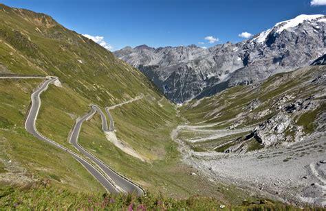 Stilfserjoch Motorrad by Stilfser Joch Vinschgau Vivos 252 Dtirol