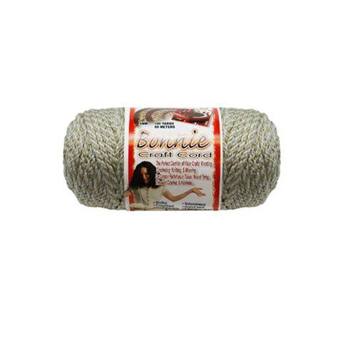 Bonnie Macrame Cord - bonnie macrame braided craft cord oatmeal 4mm 100 yards