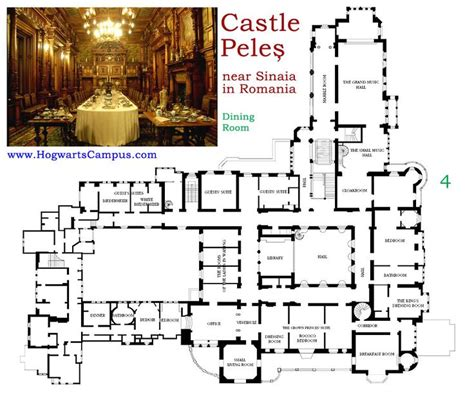 glamis castle floor plan castle peles second floor architecture pinterest