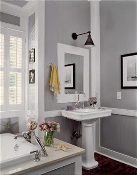 the yellow cape cod how to choose the gray paint color