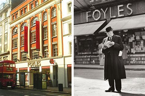 foyle s here now store of the month foyles london