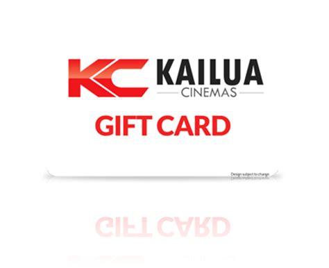 Movies Cinemas Gift Card Balance - kailua cinemas gift cards
