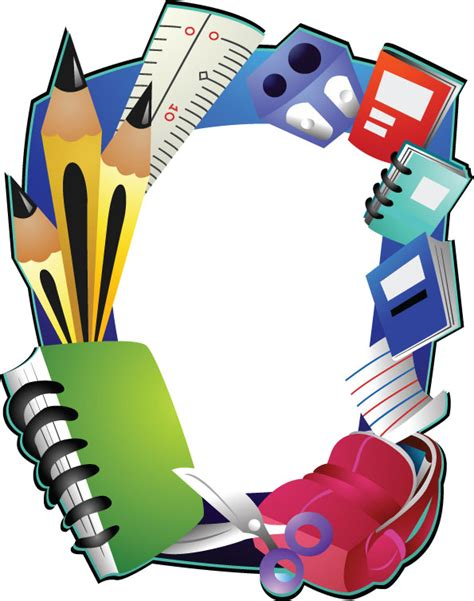 imagenes de utiles escolares de abraham mateo suministros de dibujos animados de la escuela 04