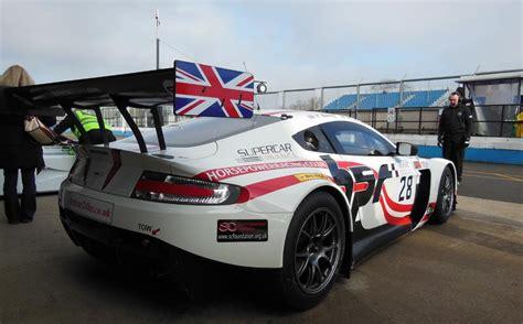 Aston Martin Horsepower by Horsepower Racing Calls In The Power Of Aston Martin Racing