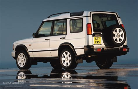 older land rover discovery land rover discovery specs 2002 2003 2004 autoevolution