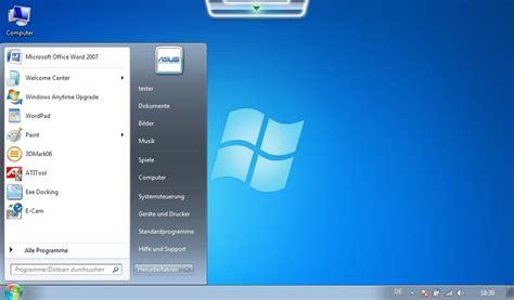 barra de herramientas superior windows 7 an 225 lisis netbook asus eee pc 1005ha m win7