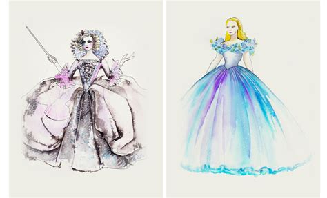 Costume Designs For Cinderella images
