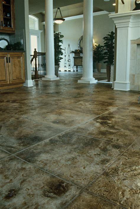 Residential Interior Flooring Gallery ? Centric Concrete Epoxy