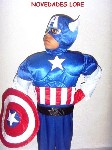 disfras con reciclaje d capitan america disfraz capitan america con escudo y mascara avengers thor