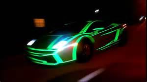 TRON Lamborghini Gallardo by #201WRAP   YouTube
