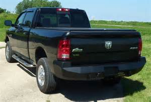 Dodge Ram 2500 Road Armor Bumpers Road Armor 41200b Rear Stealth Bumper Dodge Ram 2500 3500