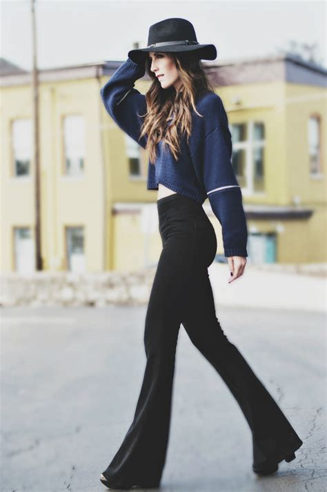 Who Wore It Better High Waisted by How Wore It High Waisted Flares Look 3 Velvet S