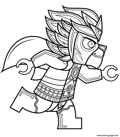 lego chima coloring pages lego chima laval coloring pages printable