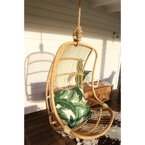 swing chairs australia hanging chair 70s swing design in natural by byron bay