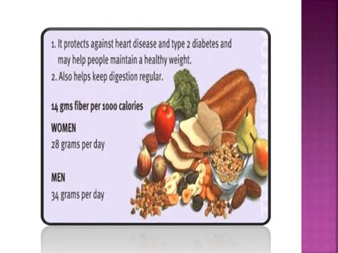 Importance Of High Fiber And Low Foods by Importance Of Dietary Fiber In Adolescence
