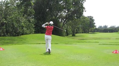 na yeon choi swing golf swing na yeon choi at singapore 2011 02 27 youtube