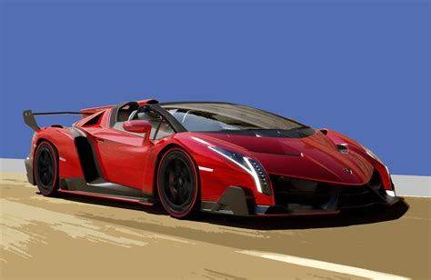 How Much Is The Lamborghini Veneno Roadster Lamborghini Veneno Roadster Belleza Y Poder Por 4 5