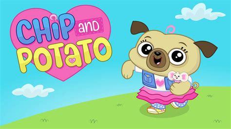Tv Show Potato by Chip And Potato Familyjr Ca