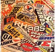 45  Racing Decal Sticker Grab Bag Huge Monster New Race