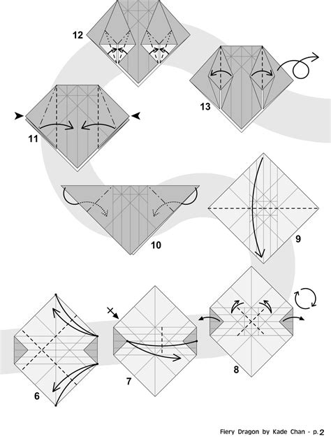Advanced Origami Pdf - origami follow this origami ideoita