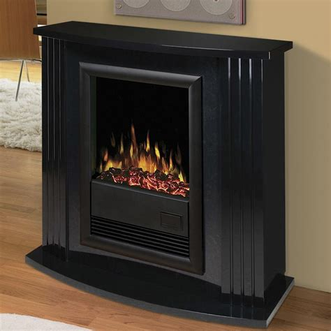 36 Electric Fireplace dimplex mozart ii 36 inch electric fireplace gloss black