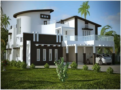 modern balck and white home exterior get the look with dunn edwards white dew380 and dunn