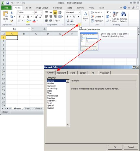 excel format group box excel 2010 dialog launcher