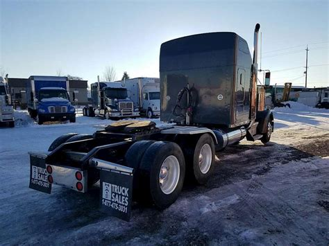 2007 kenworth for sale 2007 kenworth w900 sleeper truck for sale 808 058 miles