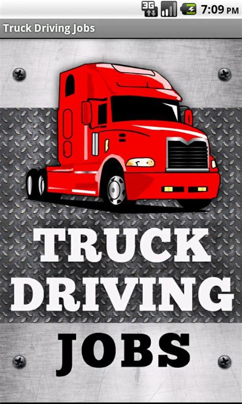 drive jobs truck driving jobs android apps on google play