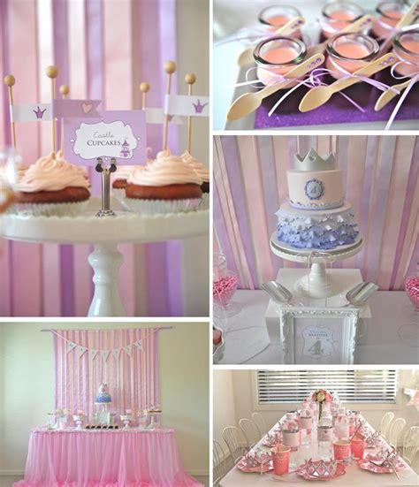 birthday princess theme decoration princess with lots of really ideas via kara s