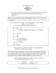 thermodynamics tutorial questions and answers worksheets work sheet answer of thermodynamic chemistry