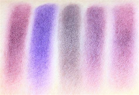 matte purple thenotice urban decay matte eyeshadow in purple haze