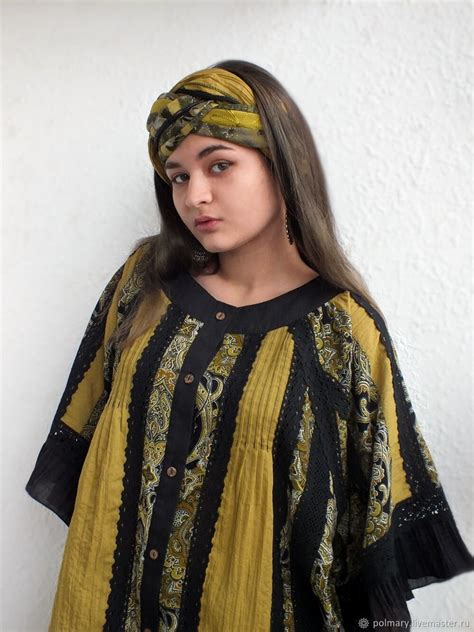 Adele Outer Ori Afka boho tunic quot adele quot shop on livemaster with shipping 267yzcom tashkent