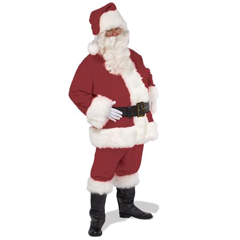 the authentic santa suit hammacher schlemmer