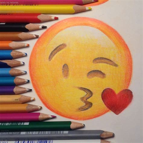 emoji drawing  art drawings pinterest emoji