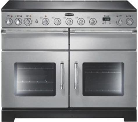 induction electric cooker reviews stainless steel rangemaster excel 110 electric induction range cooker review electric cookers