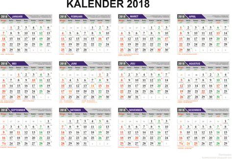 Kalender 2018 Tiket Jual Template Penanggalan Kalender 2018 Di Lapak Mitra