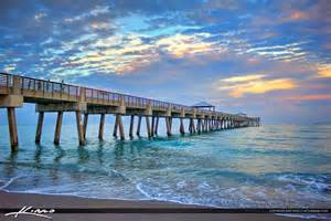 Book Free Download tranquil calm pier over ocean hdr photography